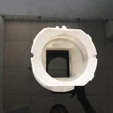 Prototyp 3D-Druck der Kunststoffgehäuse-Box des kundenspezifischen Entwurfs