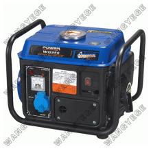 2.0HP generador portátil con 0.65kW/7500r/minuto nominal salida y larga vida útil