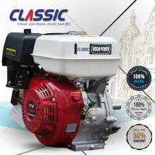 Motores de gasolina refrigerados por aire de un solo cilindro de CLASSIC (CHINA) para la venta, mejor motor de gasolina pequeño, motor de gasolina de 4 tiempos