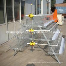 Certificado Soncap usado jaulas de la jaula de la gallina para la jaula de la batería de la venta
