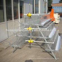 Soncap certificate used poultry battery cages for sale battery cage