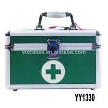 Nova chegada de alumínio kit caixa de primeiros socorros com opções de cores diferentes da China