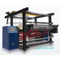 Machine de cisaillement pour tissu de velours