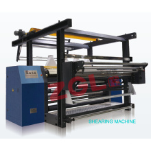 MB314G Shearing Machine for Coral Fleece Velvet Textile Fabrics