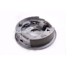 Ensemble de frein hydraulique gratuit 10''x2-1 / 4 '' pour remorque (traitement de la plaque arrière: Dacromet)