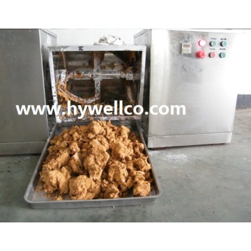 CH Series Wet Flour Powder Mixing Machine