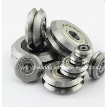 Rolamento de rolo de aço inoxidável W4 W4X RM4zz do sulco de W