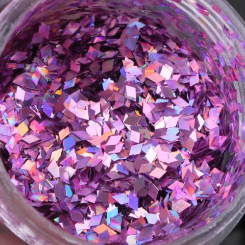 Eco-friendly PET Glitter with Multicolors