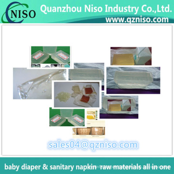 Hot Melt Glue, Hot Melt Adhesive for Baby Diaper, Baby Diaper Glue