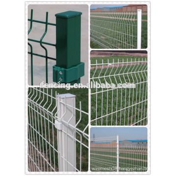 Top Quality Welded Wire Mesh Fence