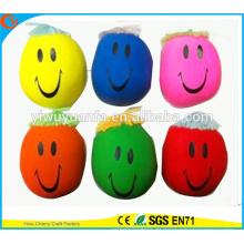 Heißes verkaufendes Qualitäts-Neuheit-Entwurfs-dehnbares Gesichts-Ball-Spielzeug