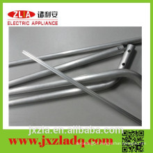 17mm Die casting parts aluminum profile aluminum tube