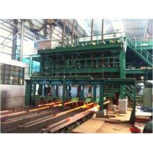 R8M 5 Strands CCM Continuous Casting Machine , Ladle Turret