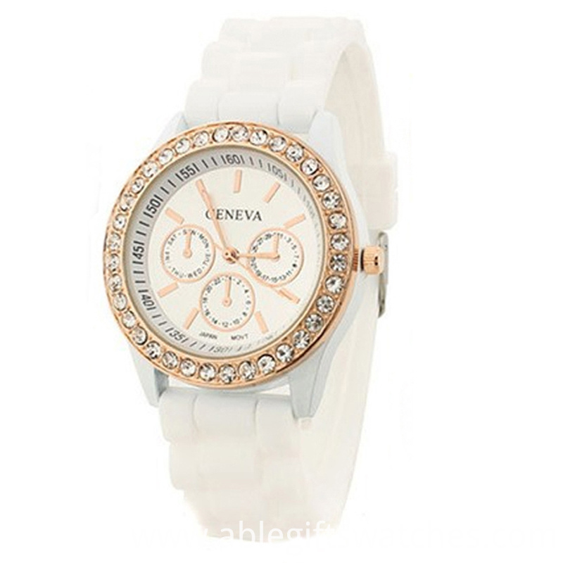 diamond women watch