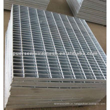 Piso de alta qualidade quente mergulhado galvanizado Grade de aço