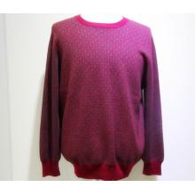 2017 high quality fashion mens 100% cashmere sweater