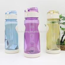 Botella de agua plástica de alta calidad del precio 650ml de la despedida de soltera