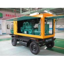 250kVA Mobile Diesel Generator with Cummins Engine Stamford Alternator