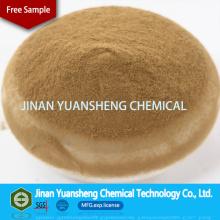 Amidon de bloc de béton de Ca Lignine Powder