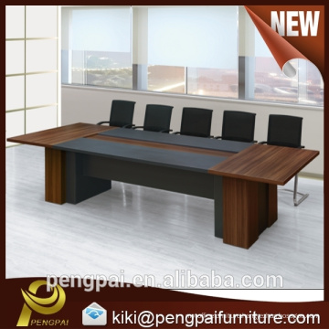 high top melamine meeting table modern conference table