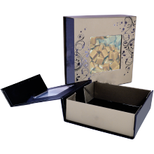 Cetak Offset Printing Packaging Box Tea Lipat