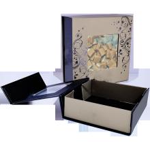 Boîte d'emballage de thé se pliante recyclée d'impression offset