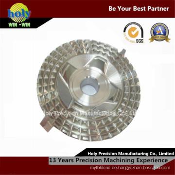 Kundengebundene Bearbeitungsteile CNC, Maschinerie-Teile, Prägeteile