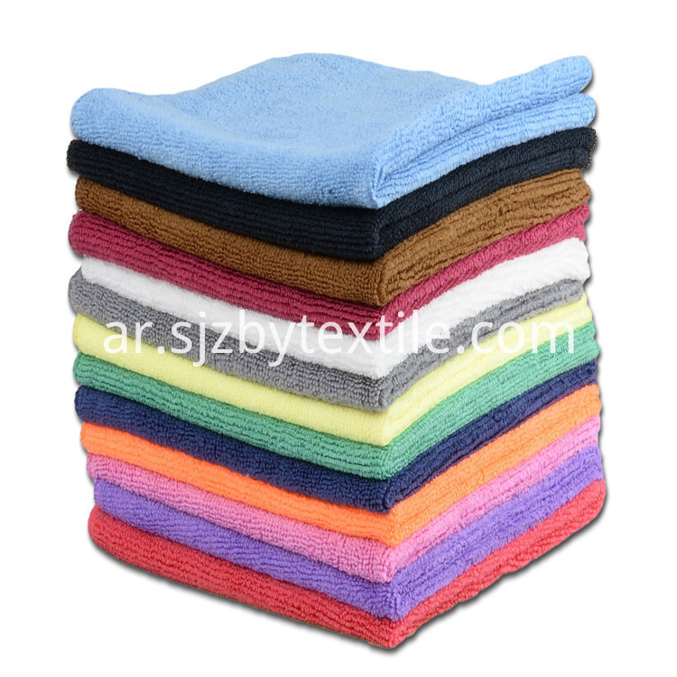 Microfiber Cleaning Cloth Dry