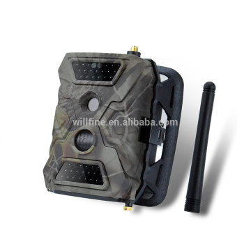 12MP 1080 P MMS SMS drahtlose 940nm Infrarot-Jagd-Kamera