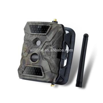 Cámara infrarroja de la caza del infrarrojo 940nm de 12MP 1080P MMS SMS