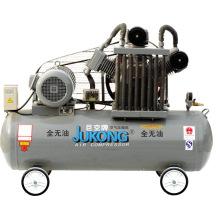 Compresor de aire de pistón sin aceite Jukong sin aceite Wy-1.2 / 10