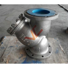 API Stainless Steel Y-Type Strainer