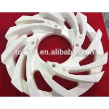 Roulement à bague fileté en céramique Alumina haute précision