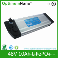 Lithium Ion Battery 48V 10ah for Bike with BMS