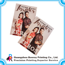 Colorful high quality offset paper catalogue printing