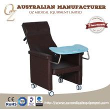 Erstklassiger motorisierter Lehnstuhl CER genehmigter hoher Qualität älterer Stuhl-Klinik-Lehnen-Sofa für älteren Wiederaufnahme-Raum-Gebrauch