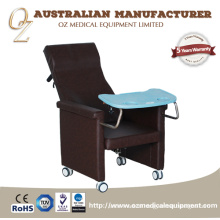 Premium Motorized Recliner Chair CE Approved High Quality Elderly Chair Clinic Recliner Sofa For Elder Recovery Room Use