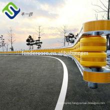 Various types roller barrier system / safety rolling barrier / guardrails