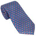 Customized exported high-end designer jacquard silk ties men neckties