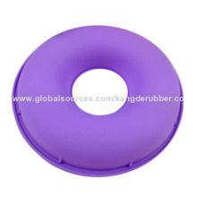 2014 Big Smooth Silicone Donut Cake Maker
