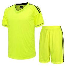 Рубашки футбола конструкции новые, футбол Джерси, футбол Джерси