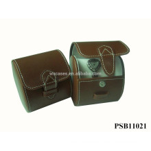 leather watch winder for single watch manufacturer