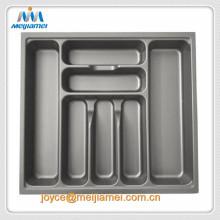 ABS PVC Plastic Cutlery Storage Kitchen Tray