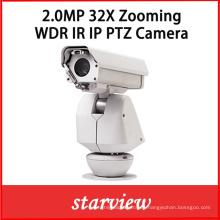 2.0MP 32X Zooming WDR IR Cámara IP IP PTZ