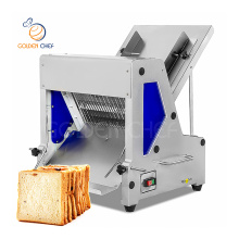 12mm Commercial Automatic Bread Slicing Machine Industrial Adjustable 31pcs Bread Slicer Machine