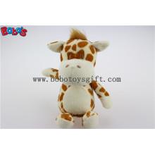 Adorável engraçado bebê brinquedo animais de pelúcia de pelúcia para crianças