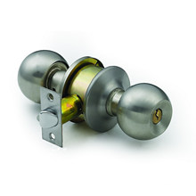 South America Hot Selling 587 Tubular Door Knob Lock