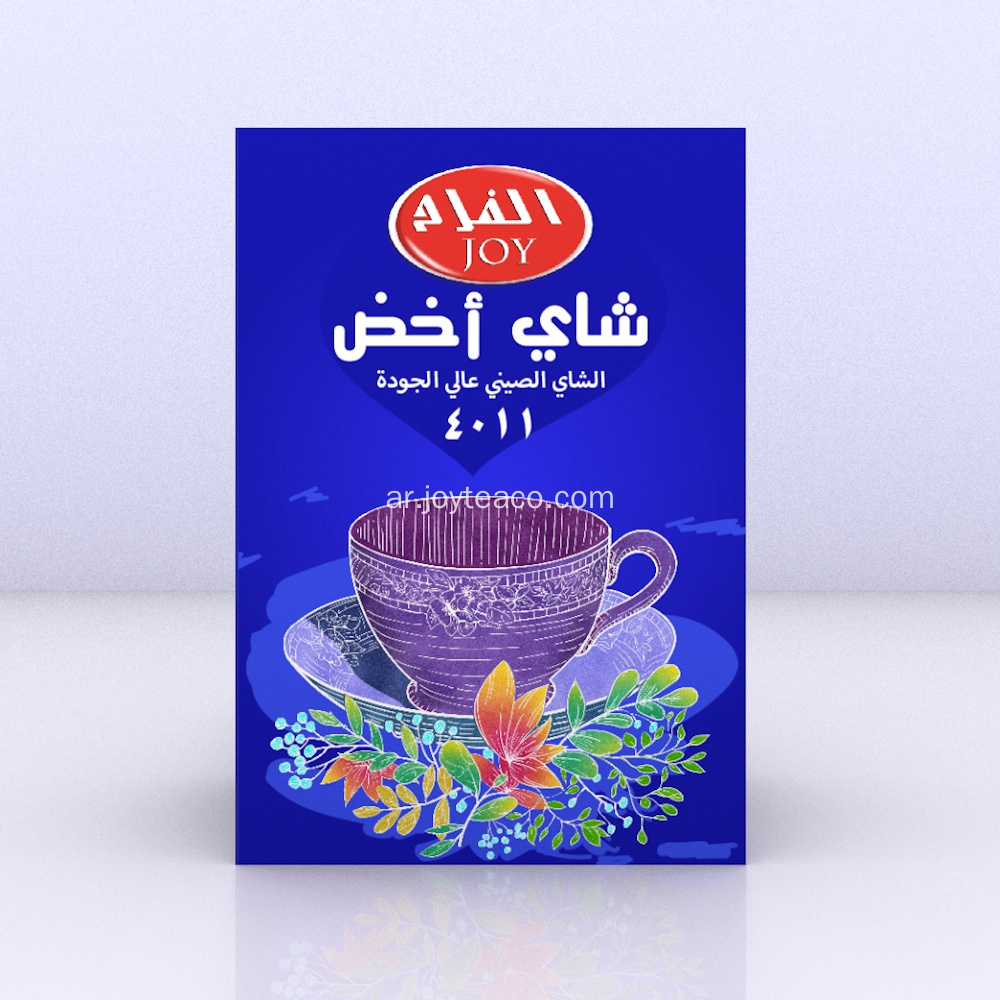 بريميوم Chunmee Green Tea 4011