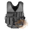 Tactical Vest com Holster SGS Padrão Leisontac Tactical Gear