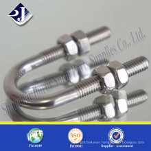 Standard or customized carbon steel u bolt